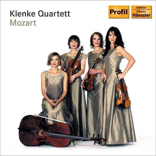 Quartette D Major K499 575