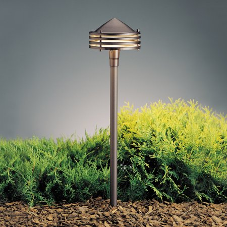 Outdoor Pendant 1 Light Fixtures With Textured Architectural Bronze Finish WED8 Bulb Type 6