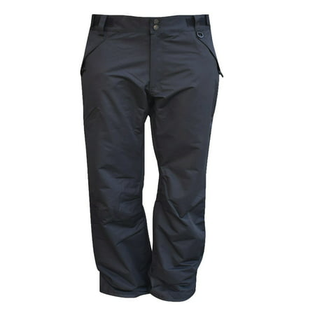 Pulse NWSC Mens Technical Insulated Snow Ski Pants Regular and Tall S - XL, Regular and Tall Sizes (Ski Pants Quiksilver)