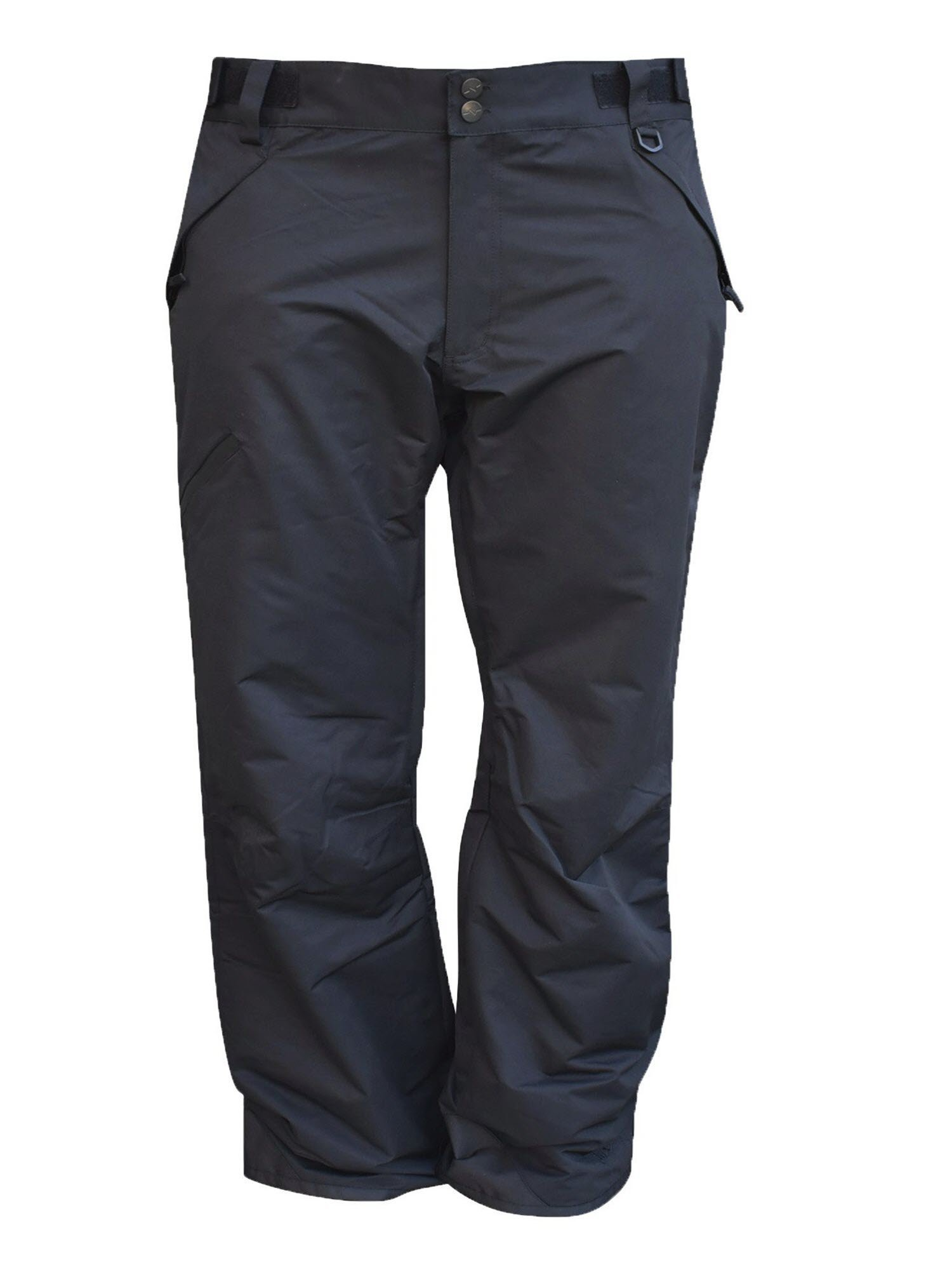 Pulse NWSC Mens Big and Tall Snow Ski Insulated Technical Pants 2XL - 7XL, Big and Tall Sizes