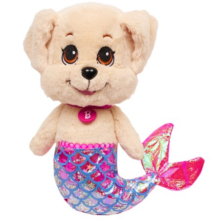 Barbie Dreamtopia Mer-Puppy Plush