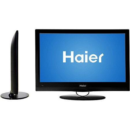 haier hl19sl2 19 inch 720p led lcd hdtv. Black Bedroom Furniture Sets. Home Design Ideas