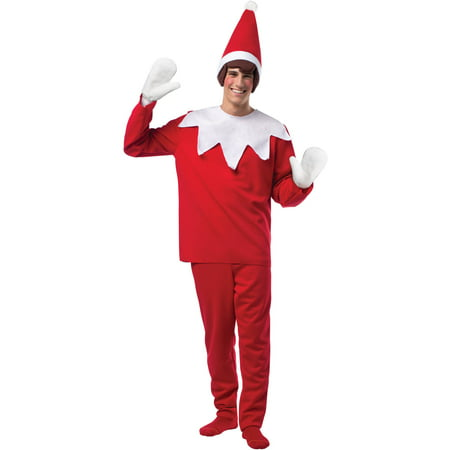 Elf On The Shelf Adult Costume](Elf Yourself For Halloween)