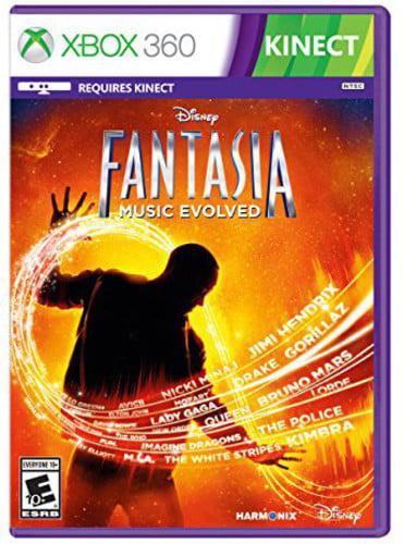 Fantasia: Music Evolved for Xbox 360