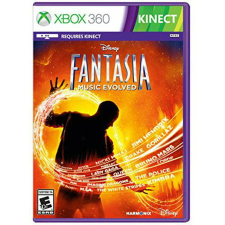 Fantasia: Music Evolved for Xbox 360