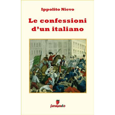 Le confessioni d'un italiano - eBook](Menu Halloween Italiano)