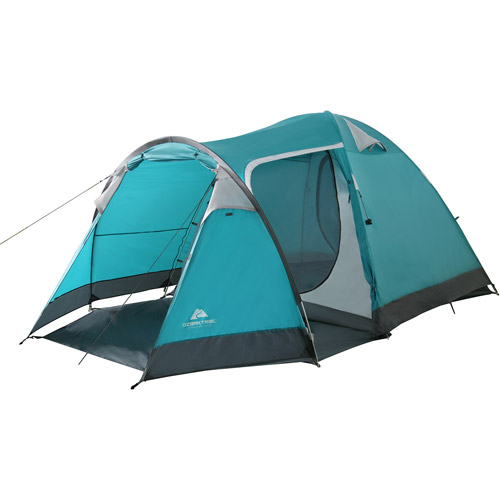 Ozark Trail 4-Person Ultralight Backpacking Tent with Vestibule  sc 1 st  Walmart & Ozark Trail Tents