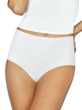 Sale Price New Pack of 4 Ladies Mini Briefs Sizes 8 12 /& 14 Colour Nude
