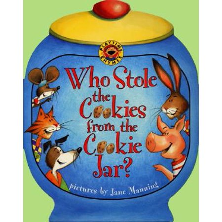 Who Stole the Cookies from the Cookie Jar? - Confirmation Stoles