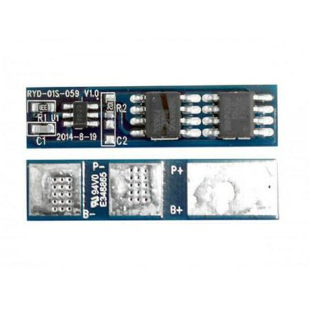 Tenergy 32003 Protection Circuit Module ( PCB ) for 3.7V Li-Polymer Battery