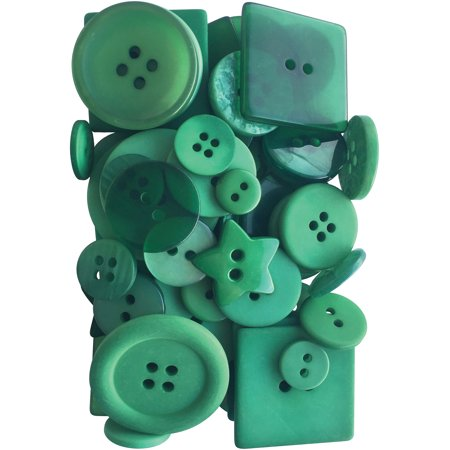 Button Up  Party Pack Buttons Emerald City