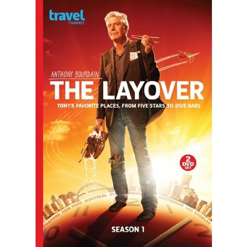 Anthony Bourdain: The Layover - Season One