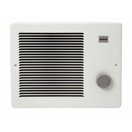 Broan 170 Wall Heater with Built-In Thermostat, 1000W