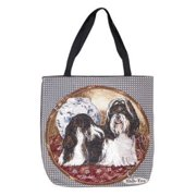 Shih-Tzu tote bag Decorative Shopping Tote Bag (TB-SHI)