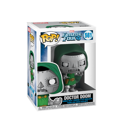 Funko POP! Marvel: Fantastic Four - Doctor Doom