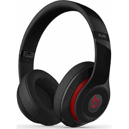 Beats by Dr. Dre Studio Wired Over-Ear Headphones - Black