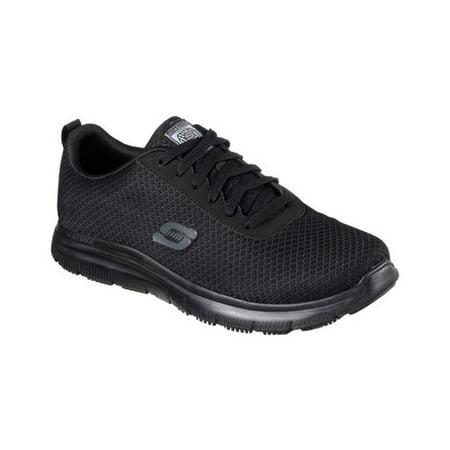 d4992cc3c702 Skechers Work - Men s Skechers Work Relaxed Fit Flex Advantage Bendon SR  Sneaker - Walmart.com