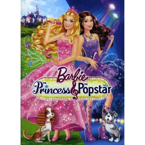 ip Barbie The Princess Popstar Anamorphic Widescreen