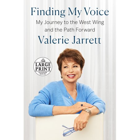 Finding My Voice : My Journey to the West Wing and the Path (Spread My Wings)