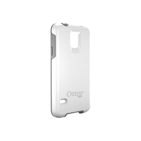 OtterBox Symmetry Series Samsung GALAXY S5 - Protective cover for cell phone - polycarbonate, synthetic rubber - glacier - for Samsung Galaxy S5 (Samsung Galaxy S5 Controller)