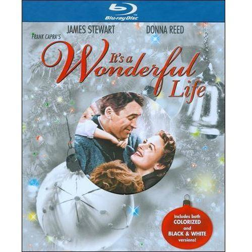 It's A Wonderful Life (Colorized And Black & White) (2-Disc Collector's Set) (Blu-Ray) (Full Frame)