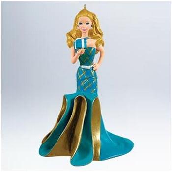 Hallmark Ornament 2011 Happy Birthday Ken!  Barbie
