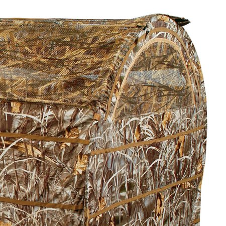 Ameristep Duck Commander Bale Out Waterfowl Hunting Covered