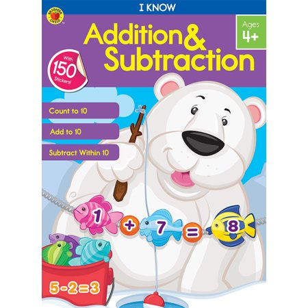 I Know Addition & Subtraction (Rock N Learn Addition And Subtraction Rock)