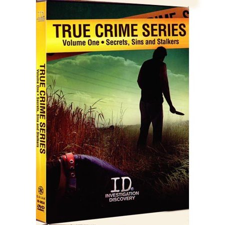 True Crime Series, Volume One: Secrets, Sins And Stalkers