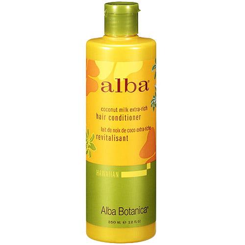 Alba Botanica Hawaiian Coconut Milk Extra-Rich Hair Conditioner, 12 oz