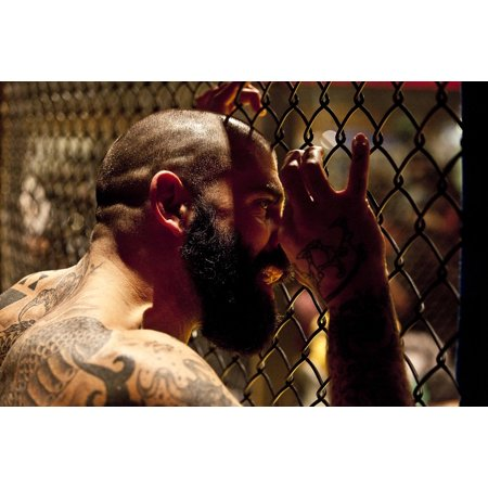 Canvas Print Cage Mma Network People Beard Tattoos Person Stretched Canvas 10 x 14](Person In A Cage)