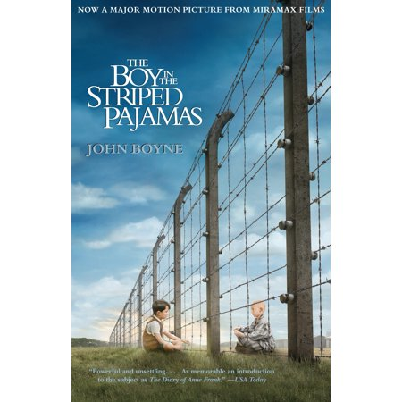 The Boy in the Striped Pajamas (Movie Tie-In Edition) (Paperback) (Pajama Book)