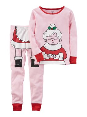 d86e0014d Carter s Big Girls Pajama Sets - Walmart.com