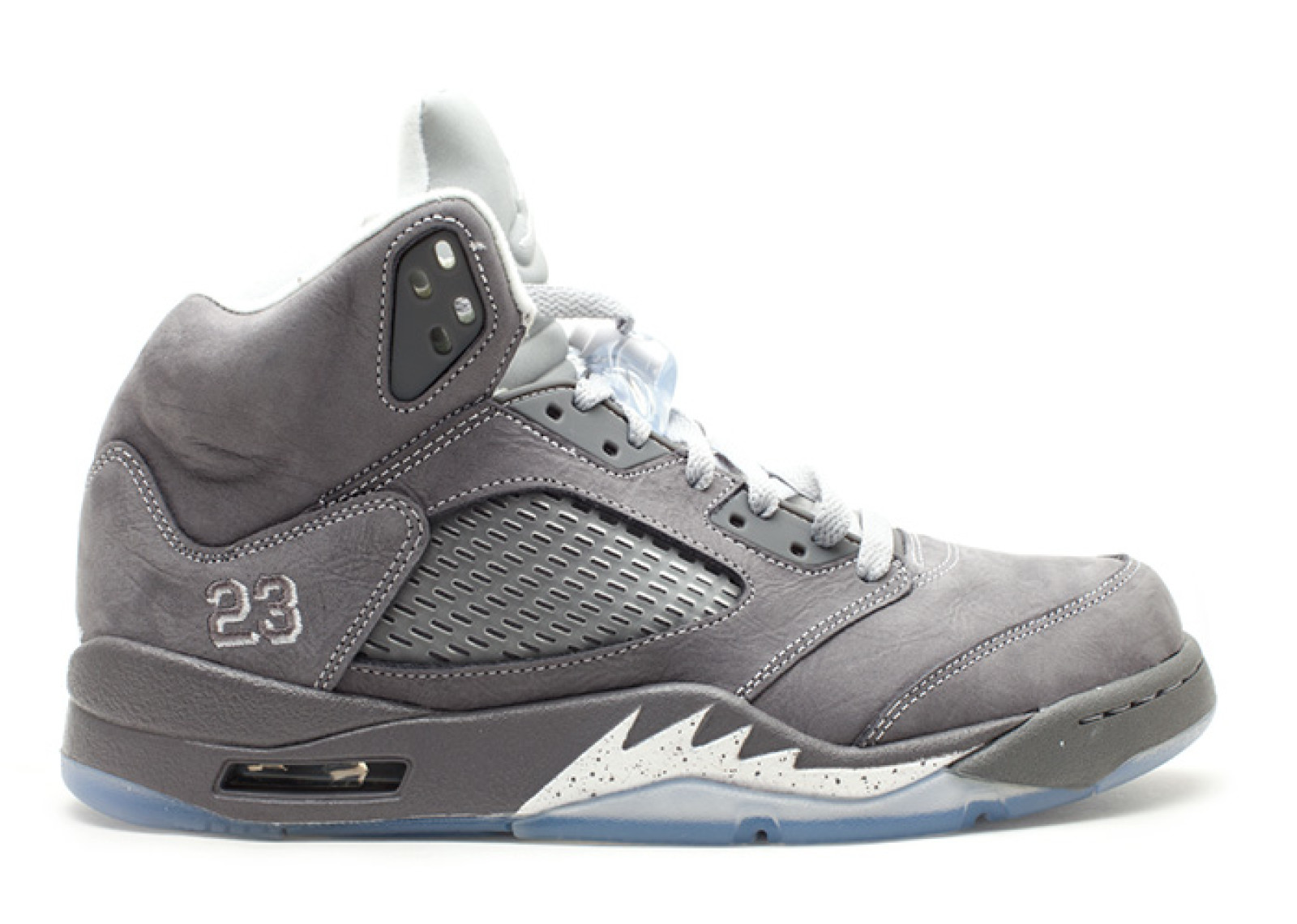 competitive price 45bc5 f4504 Air Jordan - Men - Air Jordan 5 Retro 'Wolf Grey' - 136027 ...