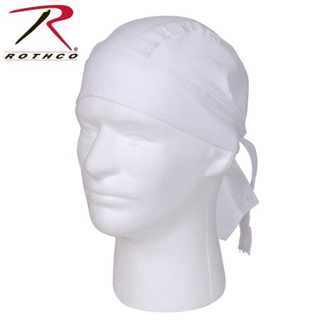Rothco Solid Color Headwrap - Cotton Leather Headwrap