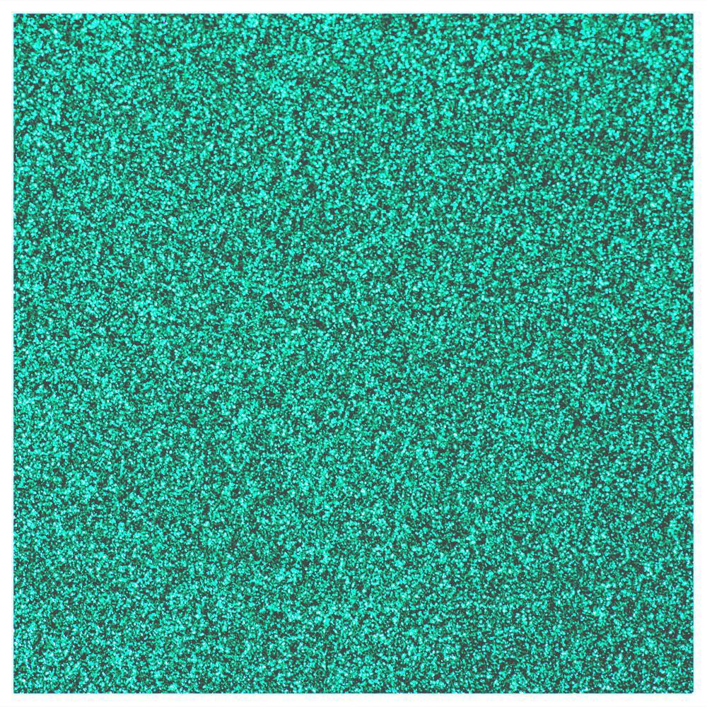 Siser Glitter Heat Transfer Material - Jade