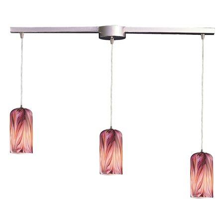 Elk Lighting Molten 544 Linear 3 Light Pendant