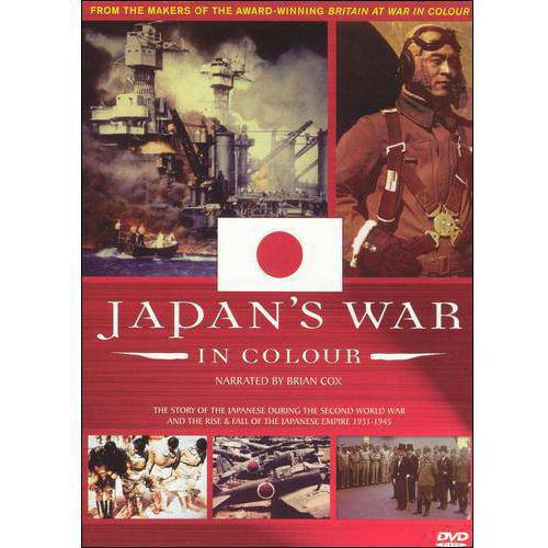 Japan's War In Colour
