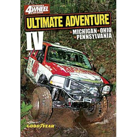 Petersen's 4 Wheel & Off-Road Adventures 4 (Off Road Adventures)