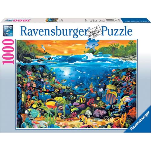 Ravensburger Underwater Fun Puzzle, 1,000 Pieces