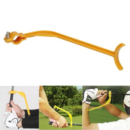 - Golf Swing Guide Training Aid/Trainer for Wrist Arm Corrector Control Gesture