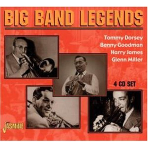 Big Band Legends (Box)