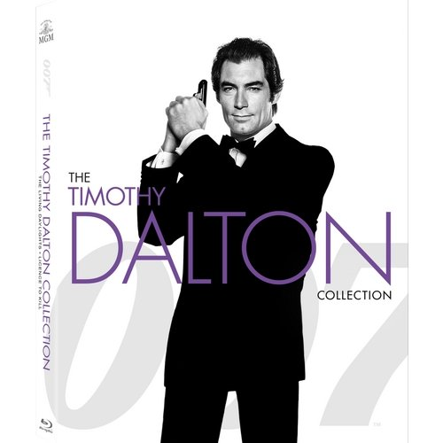 007: Timothy Dalton Collection (Blu-ray) by Mgm