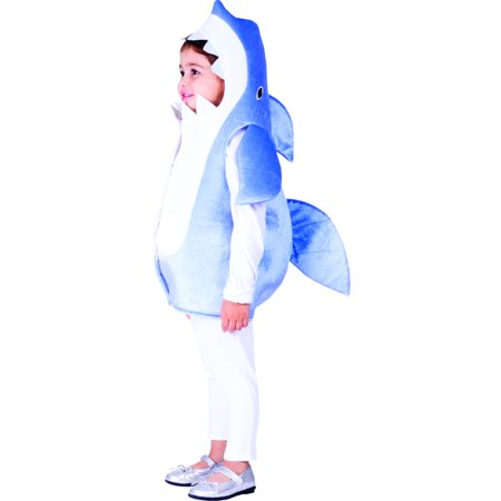 Dress Up America Sky Blue Shark