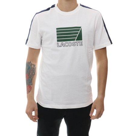 Lacoste Nautical Rubber Logo T-shirt