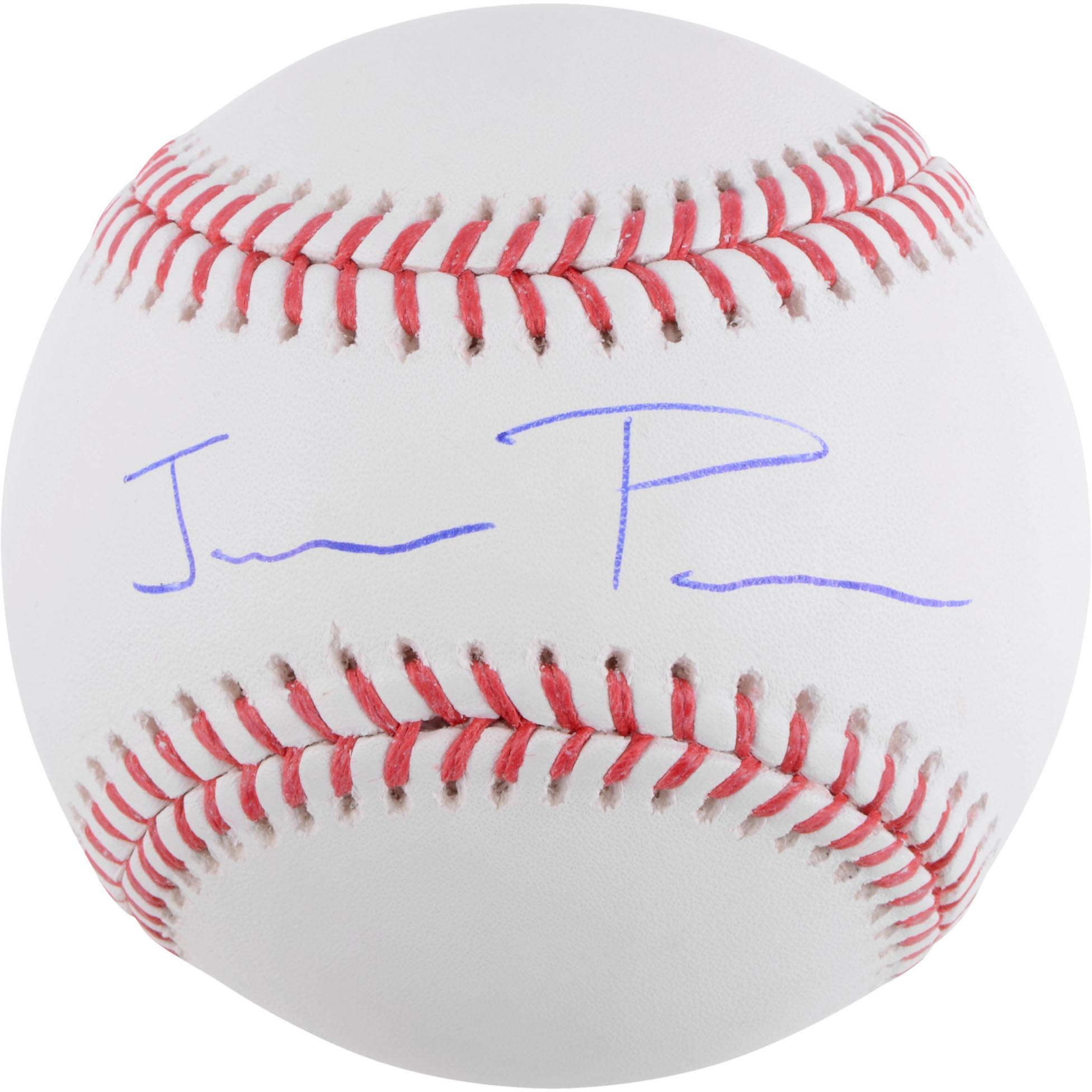 Jermaine Palacios Minnesota Twins Autographed Baseball - Fanatics Authentic Certified