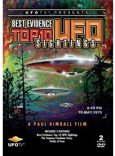 Best Evidence: Top 10 UFO Sightings by UFO CENTRAL HOME VIDEO
