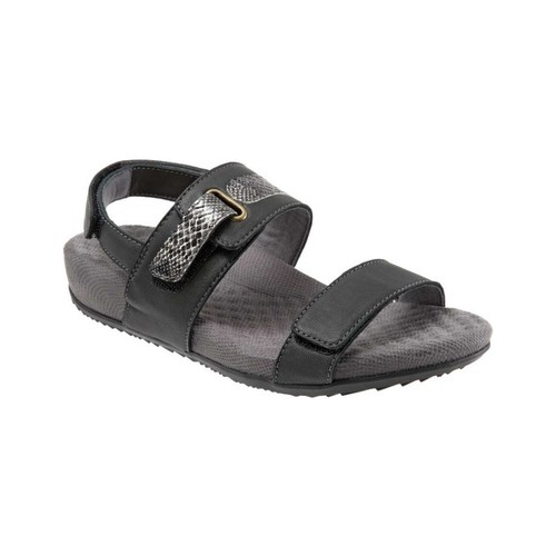 Women's SoftWalk Bimmer Ankle Strap Sandal by