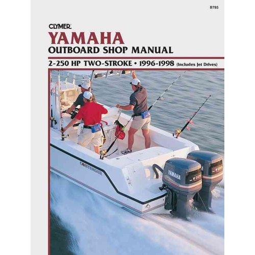 Yamaha 2-Stroke OB 2-250 96-98