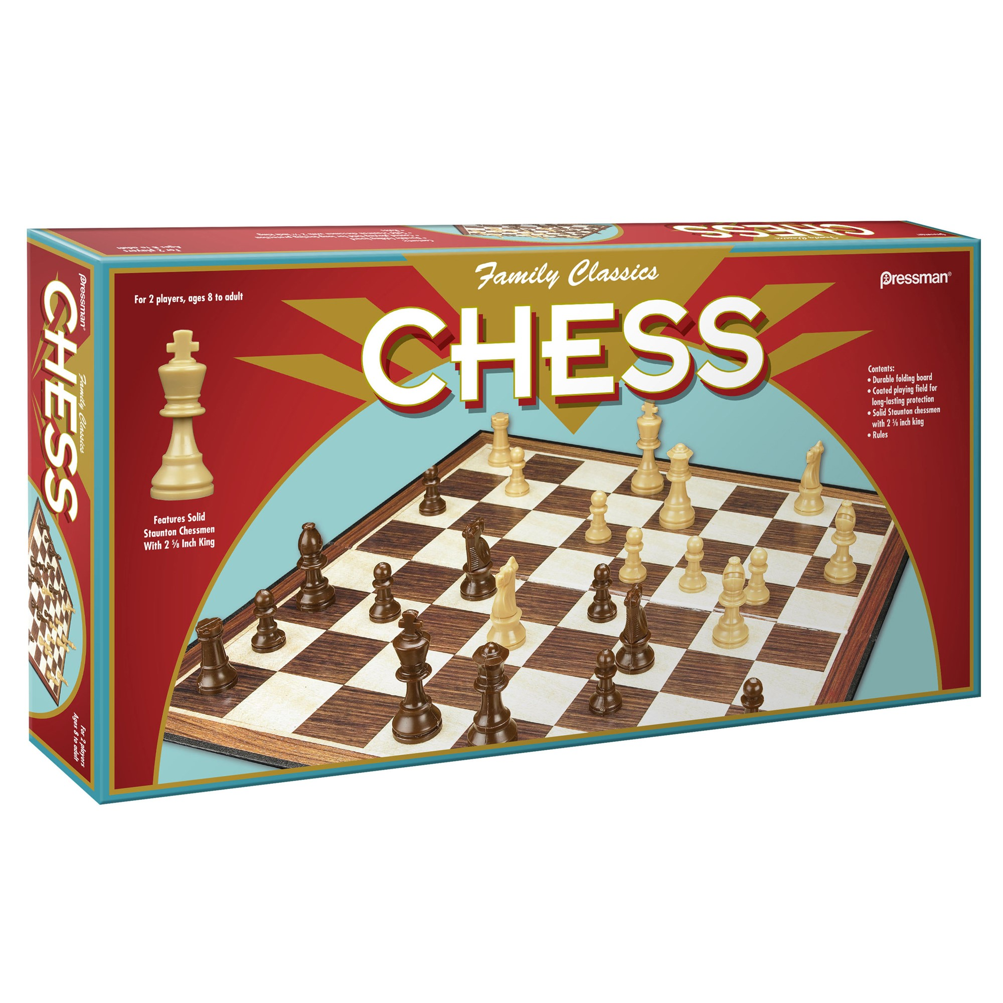 Chess (Family Classics)